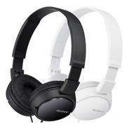 Fone De Ouvido Headphone Sony Zx Series Dobrável