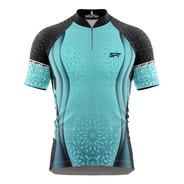 Camisa Mtb Ciclista Spartan New  Ref 12 Uv 50+ ( Lançamento)