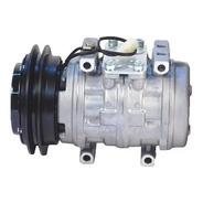 Compressor Ar Condicionado L200 2.5 Gls 10p15 1a 4 Fixações