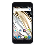 Celular Smartphone F2 Mobile F80 Mini Gris Amovil