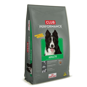 Ração Royal Canin Club Performance Adulto 15 Kg