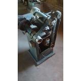 Máquinas Para Carpintería - Espigadora De Pié Motor 3 Hp