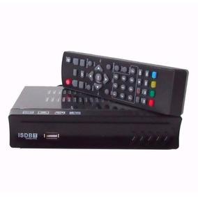 Antena Digital Silvio Santos Indica + Aparelho Conversor Tv
