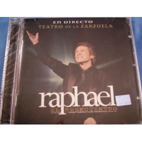 Raphael - El Reencuentro En Directo Teatro De La Zarzuela