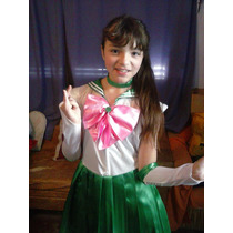 Disfraz De Sailor Jupiter Todas Las Sailors