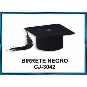 Estuche De Figura Para Joyeria Birrete Negro