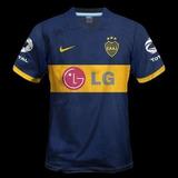 Camiseta De Boca Juniors Lg Azul
