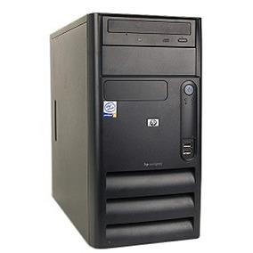 Computador Hp Intel Celeron 2.8 2gb Ram 200gb Windows Office