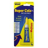 60pc Cola Instantanea 2g Super Cola Tek Bond C85-244