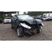 Ford New Fiesta 2016 Titanium 1.6 Automatico Rs Peças