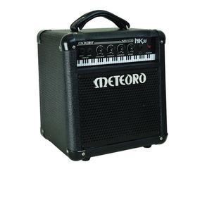 Amplificador Caixa Para Teclado Piano Meteoro Nitrous Nk 30