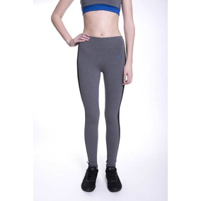 Calza Le Coq Sportif Heather Side Legging W Mujeres