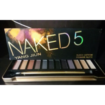 Sombras Naked 2-3-5-7-8