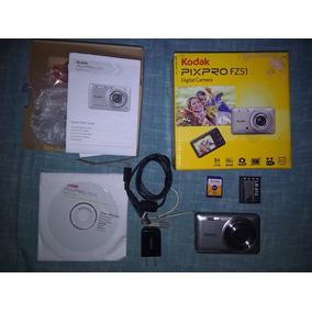 Cámara Digital Kodak Pixpro Fz51