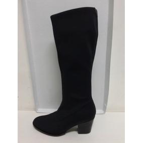 899617f86d Botas Para Mujer Numeros Grandes 41 42 43  - Zapatos de Mujer Negro ...