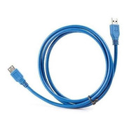 Cable Usb 3.0 Extension M-h 1.5m Hasta 5gbps Calidad