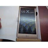 Lg K580h X Cam Color Dorado Liberado $3399 Con Envío