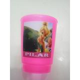 Vasos Plasticos Personalizados Tinker Bell Campanita - 10u