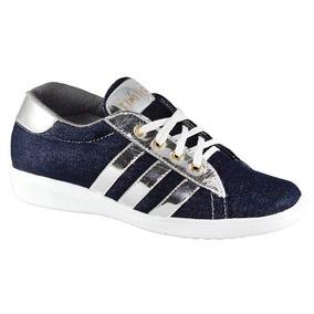 Zapatos Deportivos Casuales Dama Suela Blanca Mayor Y Detal