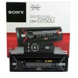 Autoestereo Sony Cdx-g1150u