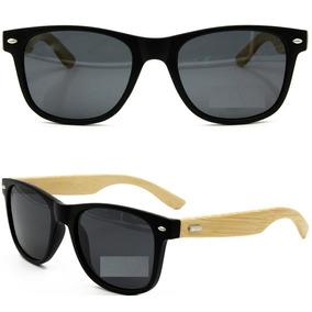 Lentes Gafas De Sol Madera Bambú Bamboo Envío Gratis
