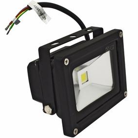Mini Reflector Lampara Leds Exterior 10w Luminario Reflector