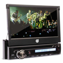 Dvd Automotivo Retratil Bluetooth Cd Usb Sd Similar Pioneer