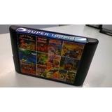 Cartucho De 109 Juegos (no Repetidos) Para Sega