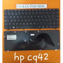 Teclado Notebook Hp G42 Cq42 Cq42-200 Cq42-100 Series Negro
