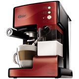 Cafetera Oster Express Primalatte 6601 Roja