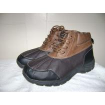 Zapato Invierno Lluvia Hombre Structure Nro 42 Nuevo