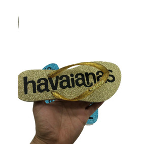 Kit 12 Pares Chinelo Havaianas Feminina Revenda Gliter Off