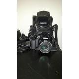 Camara Nikon Coolpix P100