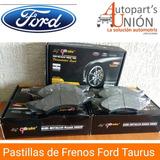 Pastilla De Frenos Ford Taurus