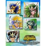 Caballeros Del Zodiaco Saga Completa Para Dvd O Pc