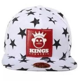 Boné Kings Sneakers Prm Stars Calcados Roupas Bolsas Em Jardim ... bff5f2c298f