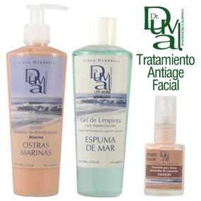Tratamiento Antiage Rehidratante Facial Linea Oceánica Dr Du