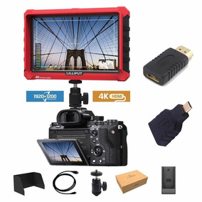 Monitor Lilliput A7s 1920x1200 4k Videoassist P/ Câmeras