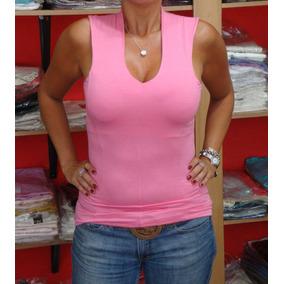 Musculosa Modal Talle 1-2-3- Nuevas Marc. Kabbala Solo Crema
