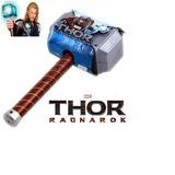 Avengers - Martillo Thor Con Luz Y Sonido - La Horqueta