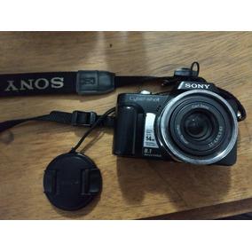 Câmera Digital Sony Cyber-shot 8.1 Mega Pixels Full Hd