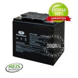 Bateria Estacionária Vrla ( Agm ) Getpower 12v 28ah Gp12-28s