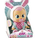 Cry Baby Llora Con Lagrimas Y Sonido Coney Bunny Toys