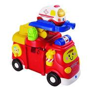 Vtech Tut Tut 151317 Camion De Bomberos Interactivo
