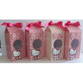 Dulcero Caja De Leche Hello Kitty Chococat Keroppi