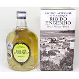 Cachaça Rio De Engenho Reserva Com Caixa 670 Ml