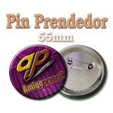 Pin Prendedor De 55mm (personalizado)