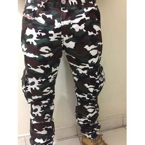 Jeans Camuflados