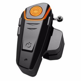 Intercomunicador Cascos Motocicleta 1000m Bluetooth Mano Lib