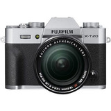 Cámara Digital Sin Espejo Fujifilm X-t20 Con Lente 18-55mm